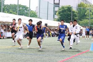 クラブ対抗リレー(運動部男子)
