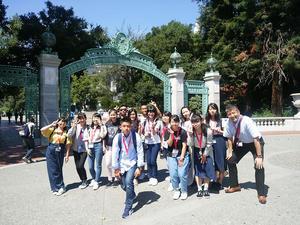 グローバル人材育成プログラム_UCバークレー研修(アメリカ)